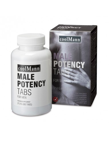 Tablete za moško potenco Male Potency - CoolMann