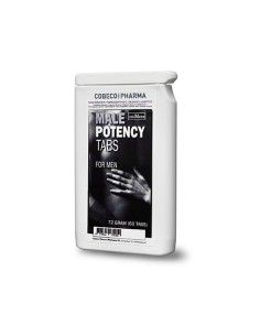 Tabletke za moško potenco Male Potency - CoolMann