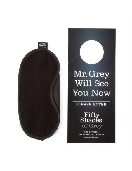 Set za privezovanje na posteljo - Fifty Shades of Grey