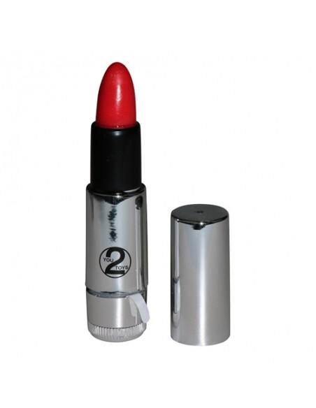 Mini vibrator Kiss Me Lipstick - You2Toys